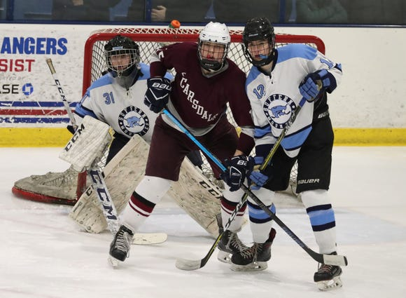 Suffern went 18-1-1 this season, earning the No. 1 seed in Division I. The Mounties have plenty of playoff experience and will be looking to end a string of five losses in the championship game.