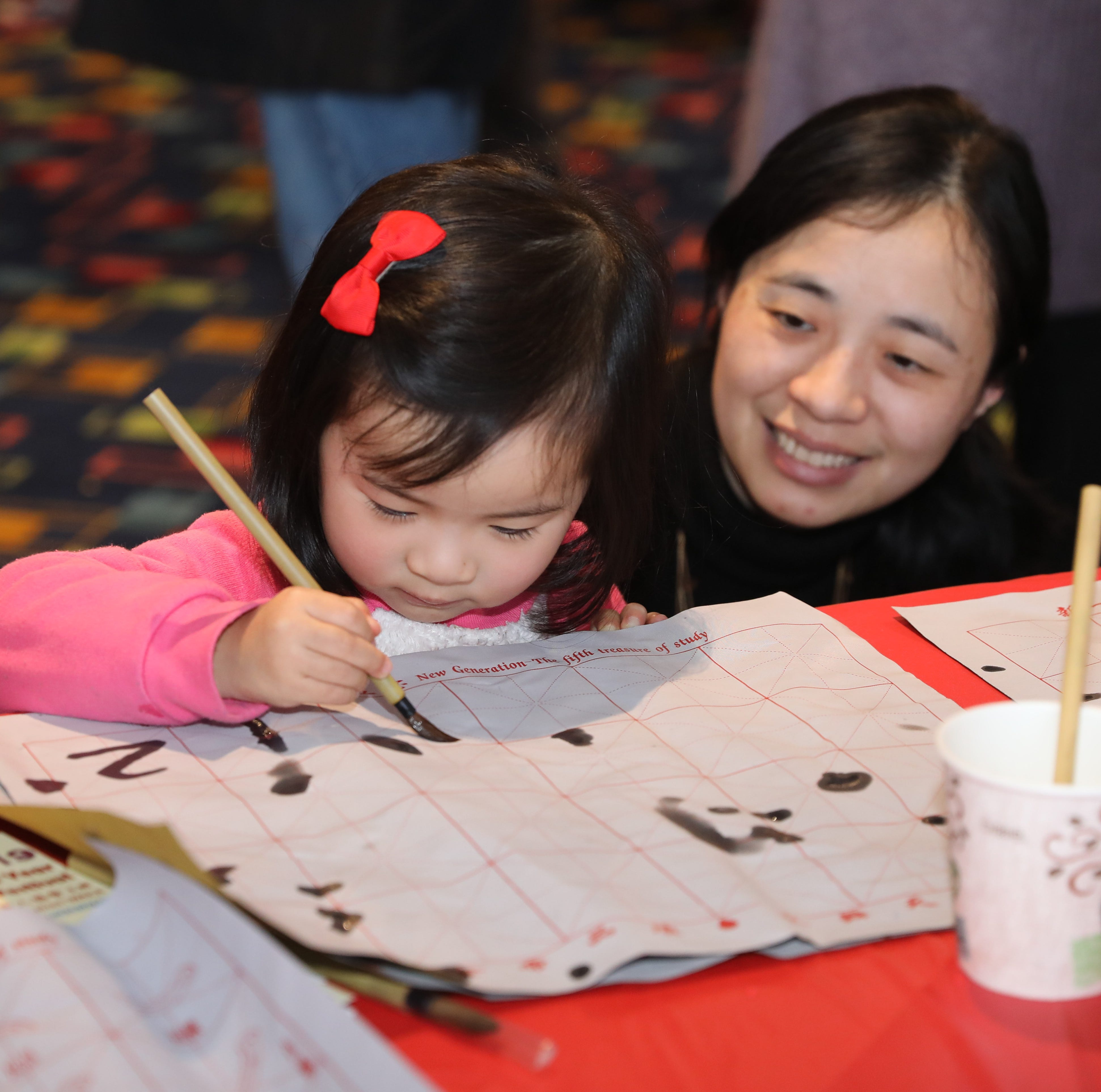 Chinese New Year celebrated at SUNY Purchase College