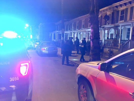 Wilmington police are investigating the shooting of a 52-year-old man Friday night.