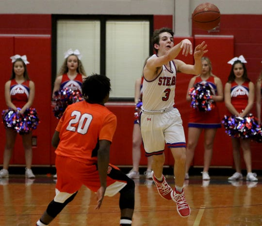 Graham's Evan Ranger and the Steers are coming off an overtime win Friday and will take on No. 8 Argyle Tuesday in the Region I-4A quarterfinals.