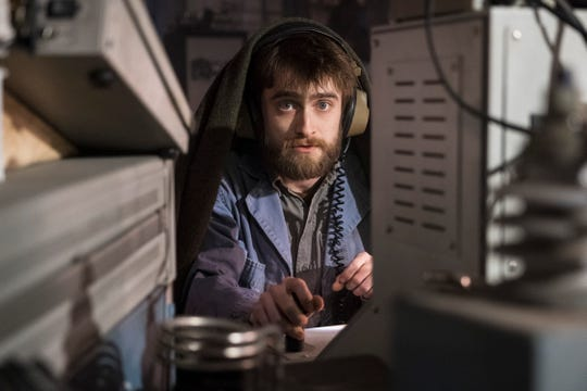 "Daniel Radcliffe as Craig on ""Miracle Workers."""
