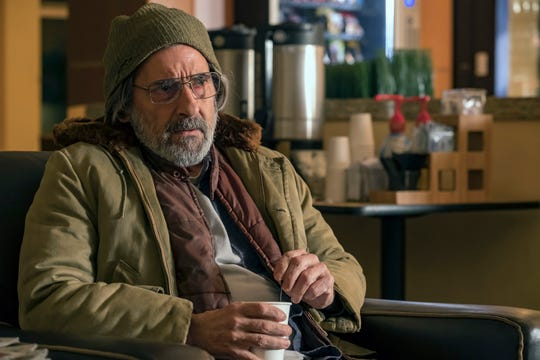 "Griffin Dunne as Nicky on ""This Is Us."""