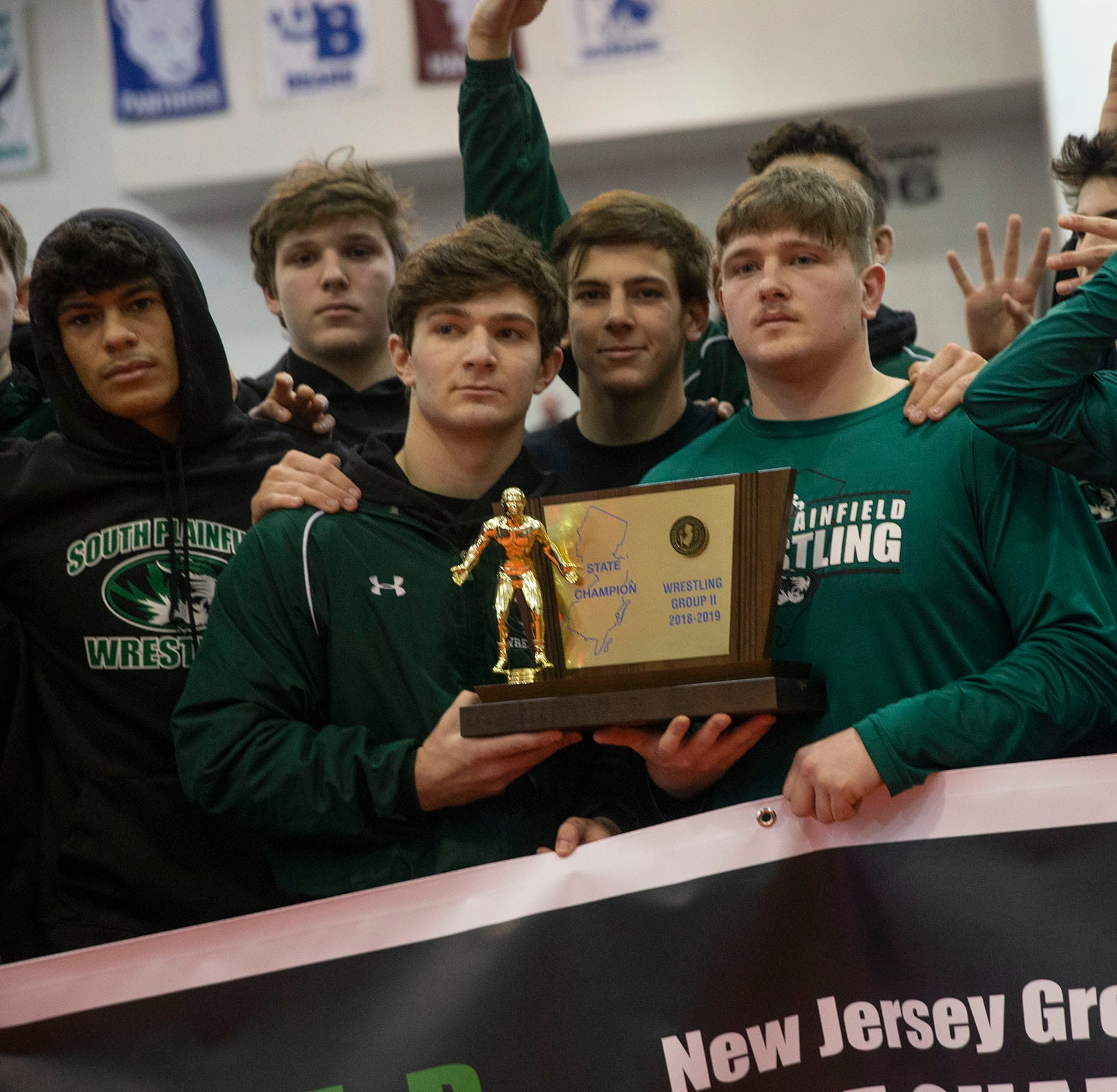 NJ wrestling: South Plainfield four-peats as senior class makes state title history