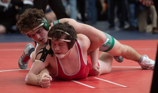 South Plainfield defeats  High Point 46-26 in Group II Wrestling Team Championship.