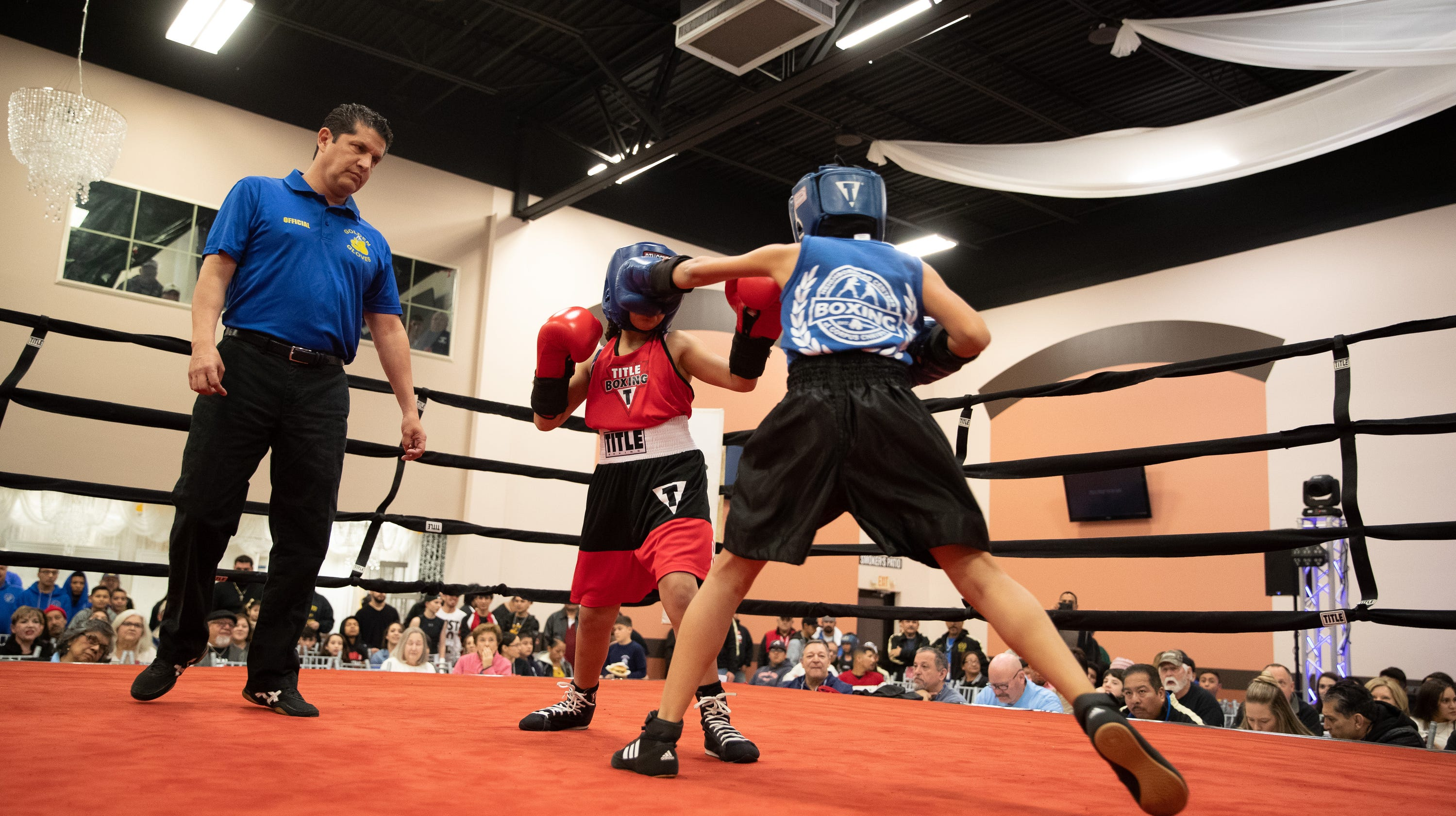 Alexis Texas Boxing corpus christi's contreras win with walk over at state