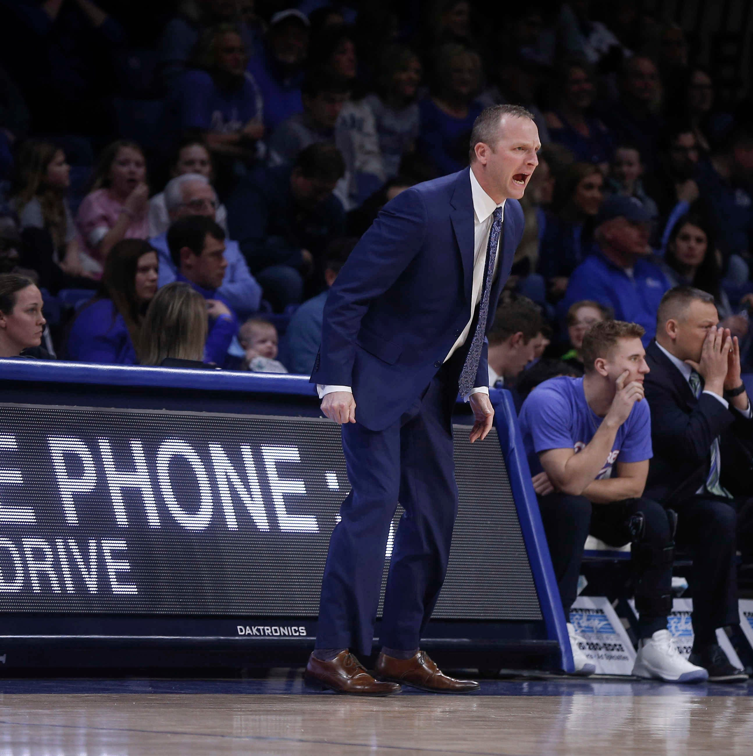 'Just the beginning': Drake beats Valpo, reaches 20 wins for sixth time in program history