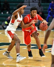 Brian Taylor, right, and Detroit Edison have navigated one of the toughest schedules in the state.