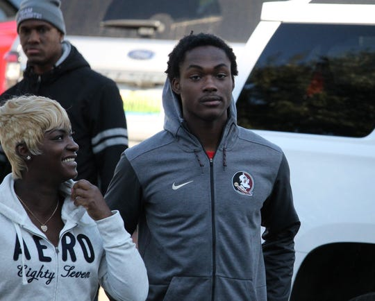 Five-star cornerback Akeem Dent is already enrolled and will surely be a force to be reckoned with after being integrated into FSU's defense.