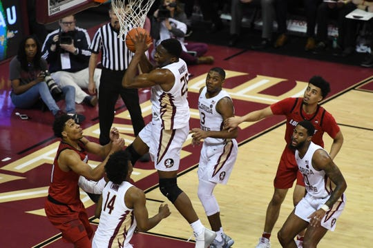 Following a 1-4 start in ACC play, Florida State has reeled off five consecutive wins.