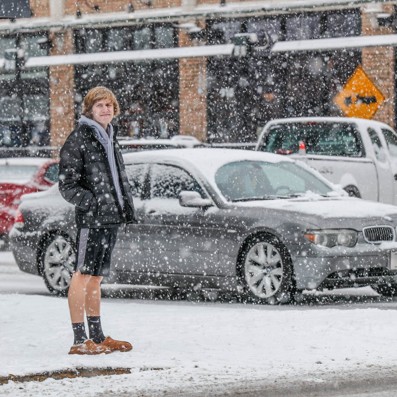 Indianapolis weather: Welcome to 'Smarch.' Snow and single-digit temperatures are coming.