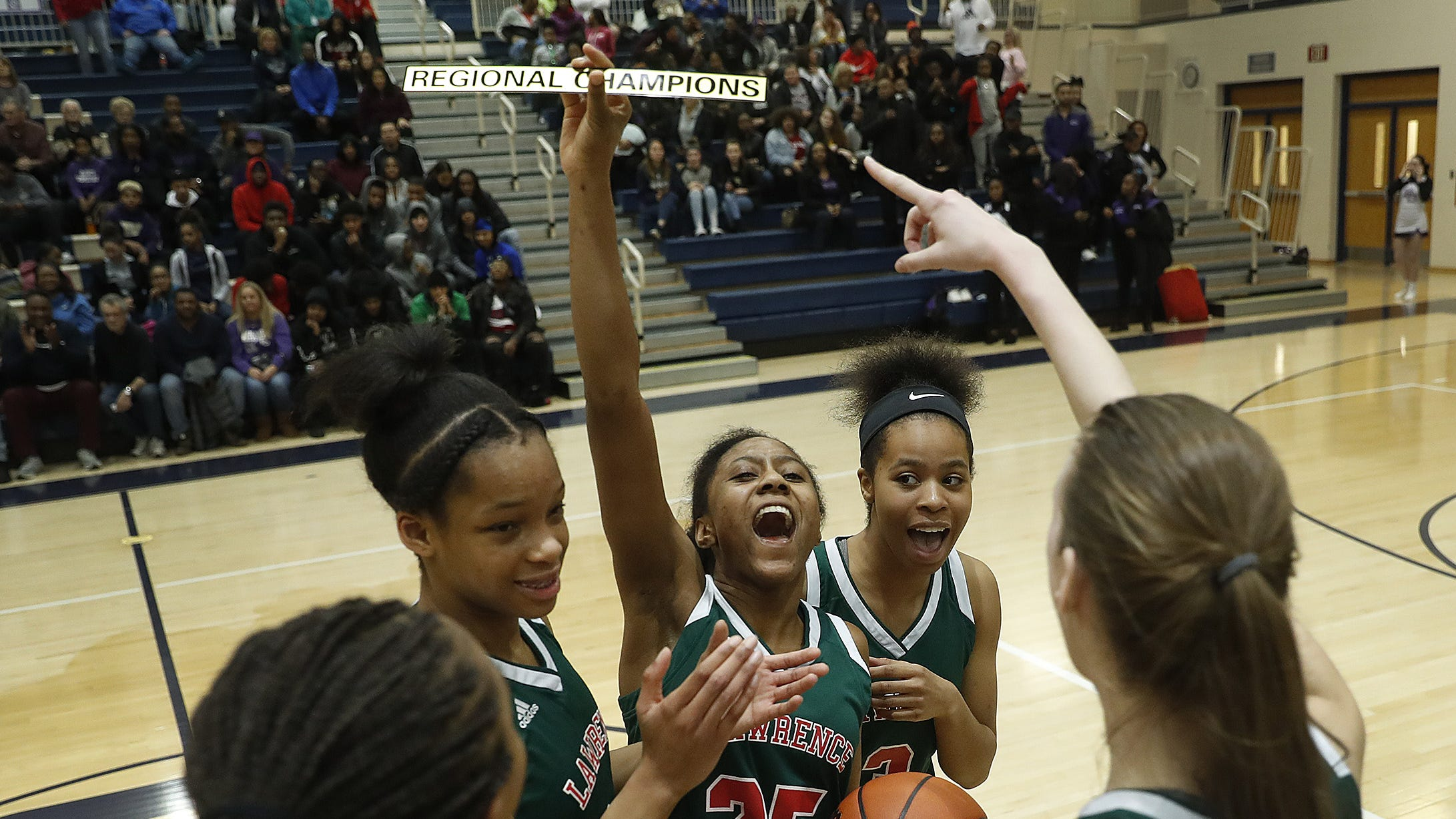 Lawrence North's star left, but the Wildcats just got stronger. 'We gained more of a team.'