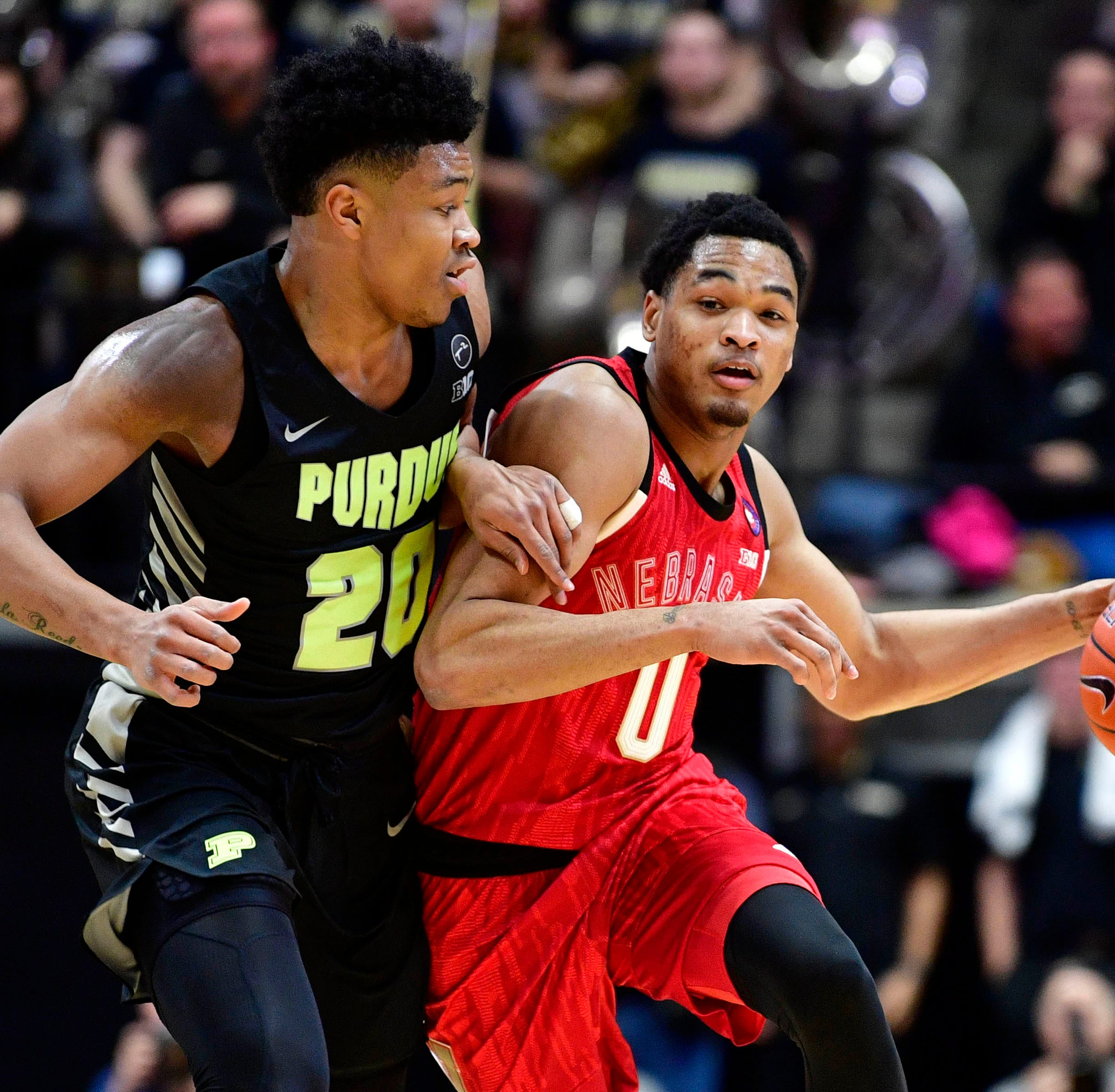 Scouting No. 15 Purdue men's basketball at Nebraska