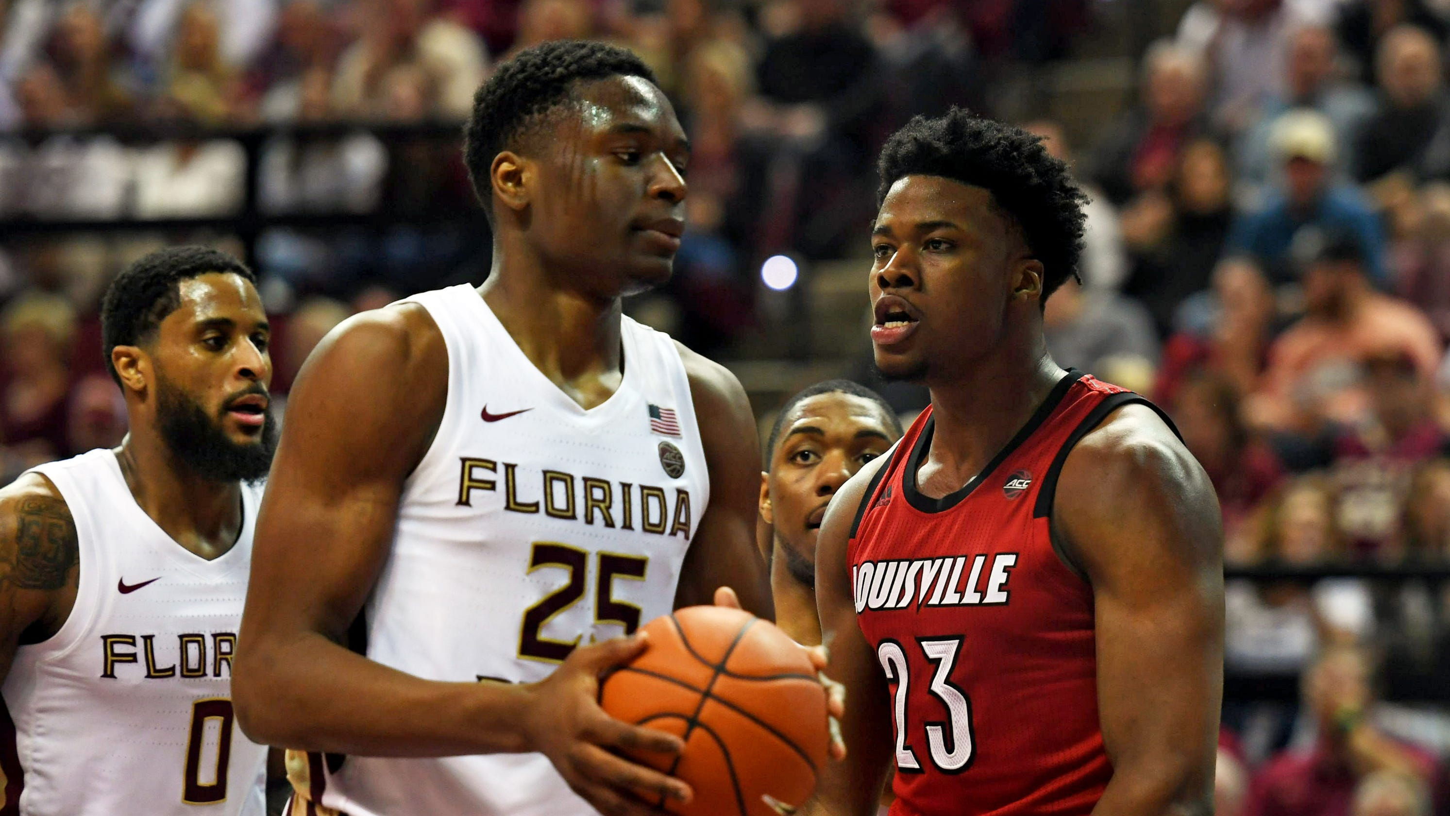 473ee1c7e0e Louisville sees second-half lead slip away in OT loss to Florida State