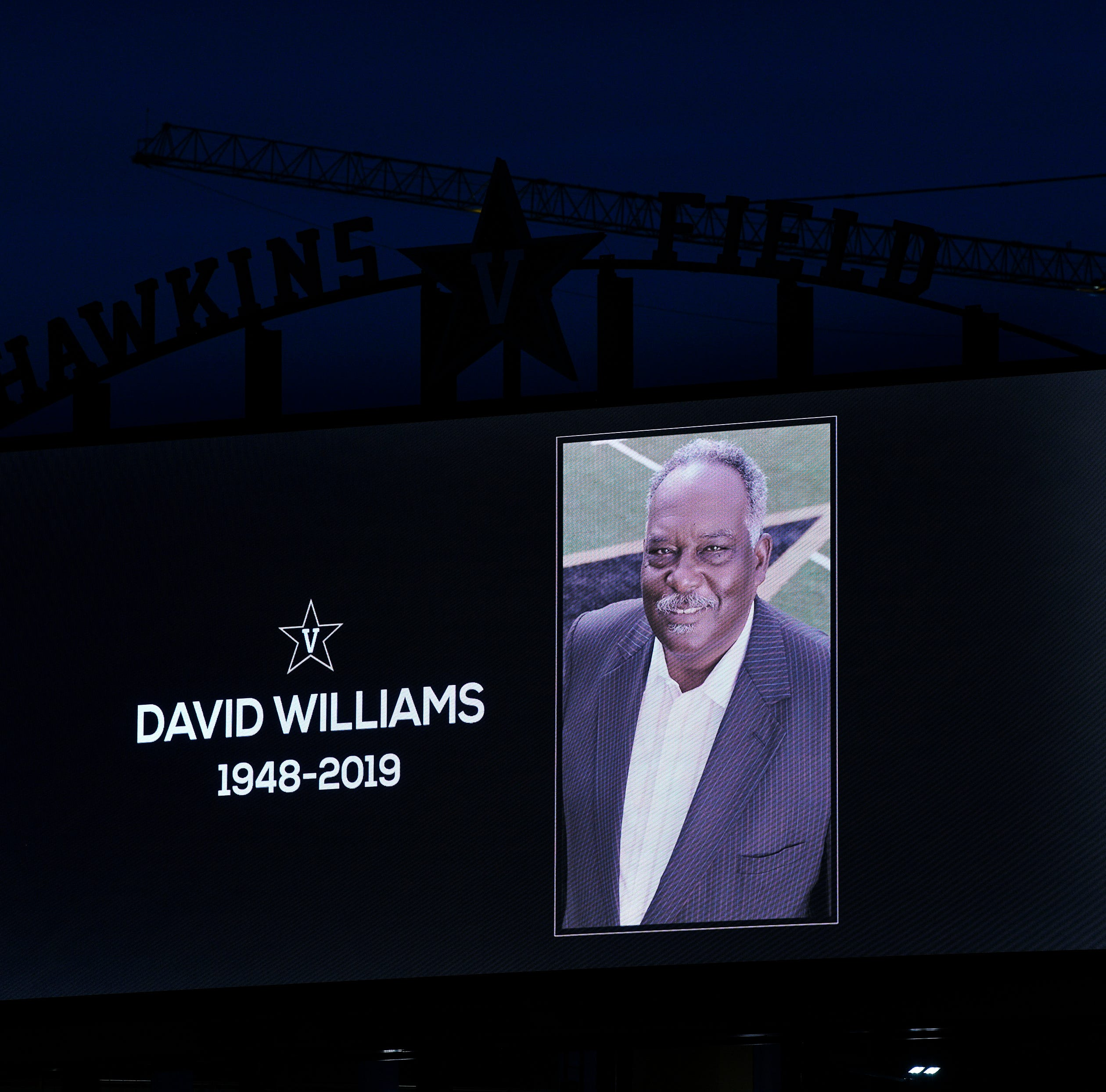 Remembering Vanderbilt University's David Williams: a coach, wise man and friend | Opinion