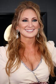 Lee Ann Womack attends the 61st Annual GRAMMY Awards on Feb. 10, 2019 at STAPLES Center in Los Angeles, Calif.