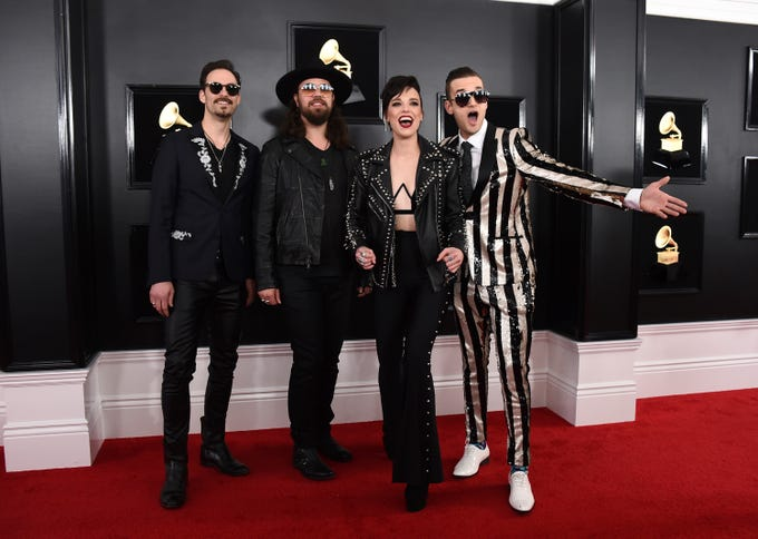 61st Annual Grammy Awards: Red Carpet At The 2019 Grammys