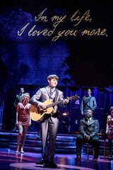 "Jonny Amies (Peter) and company of ""My Very Own British Invasion"""