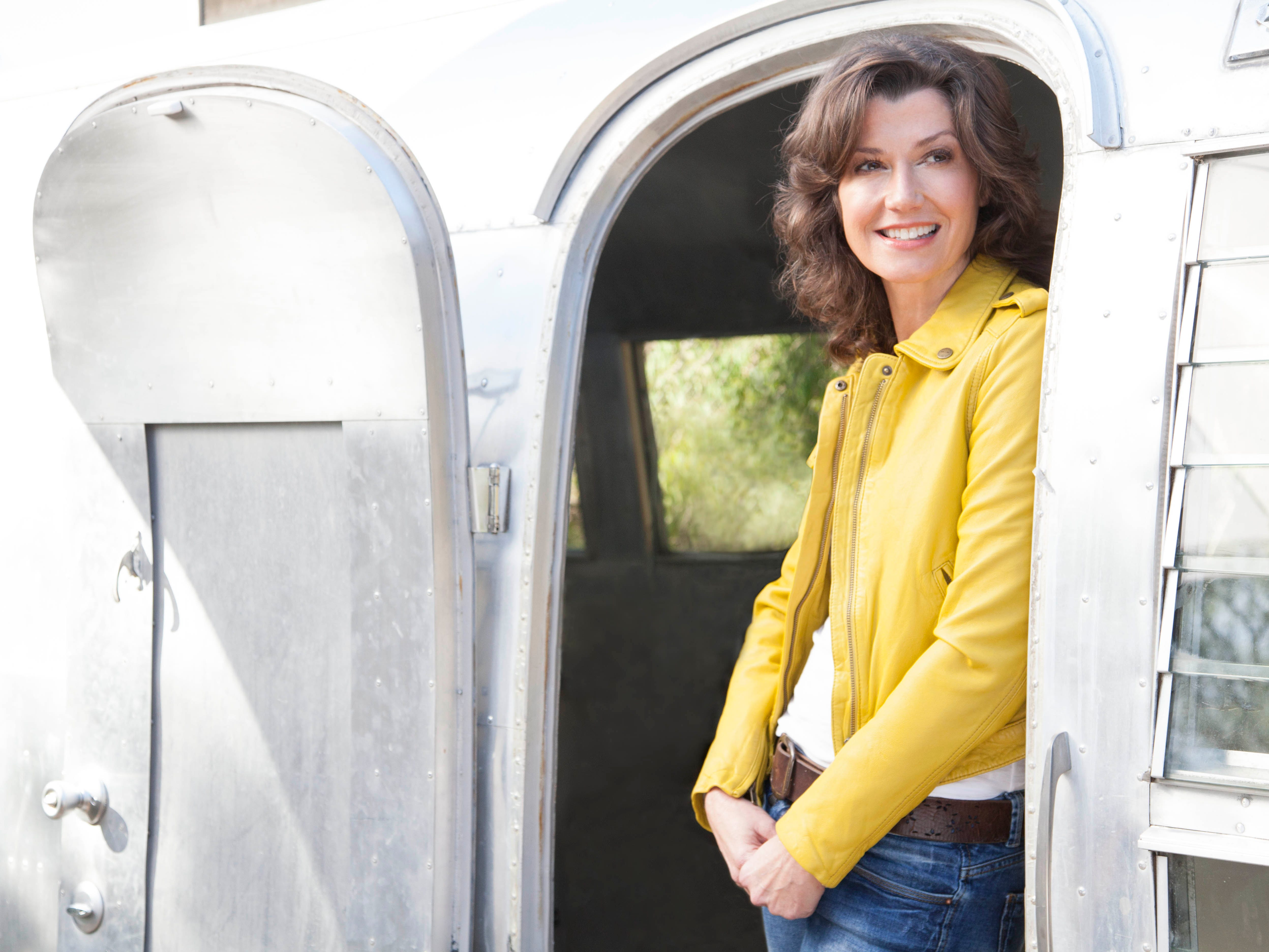 Amy Grant's career spans four decades.