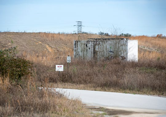 The Rolling Hills Construction and Demolition Recycling Center was ordered closed in 2015 after years of complaints from residents in the Wedgewood community.