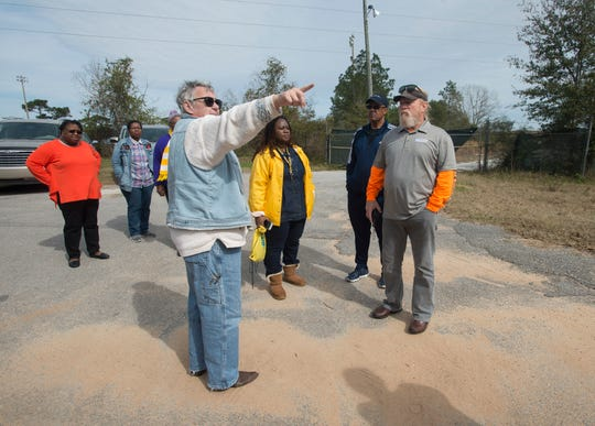 Many Wedgewood residents have expressed frustration that the cleanup of the Rolling Hills landfill still has not been completed. The facility was ordered to be shut down three years ago.