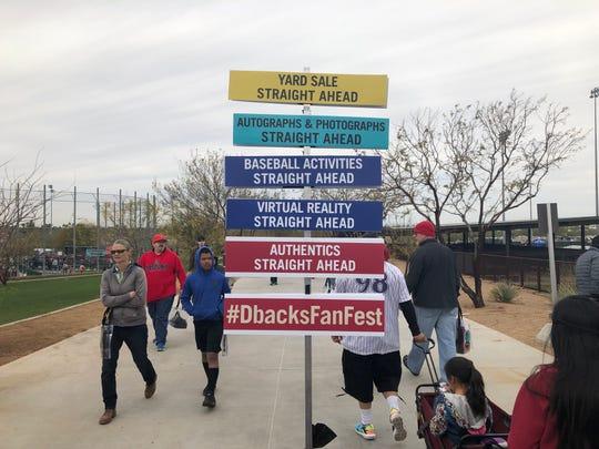 Arizona Diamondbacks Fan Fest