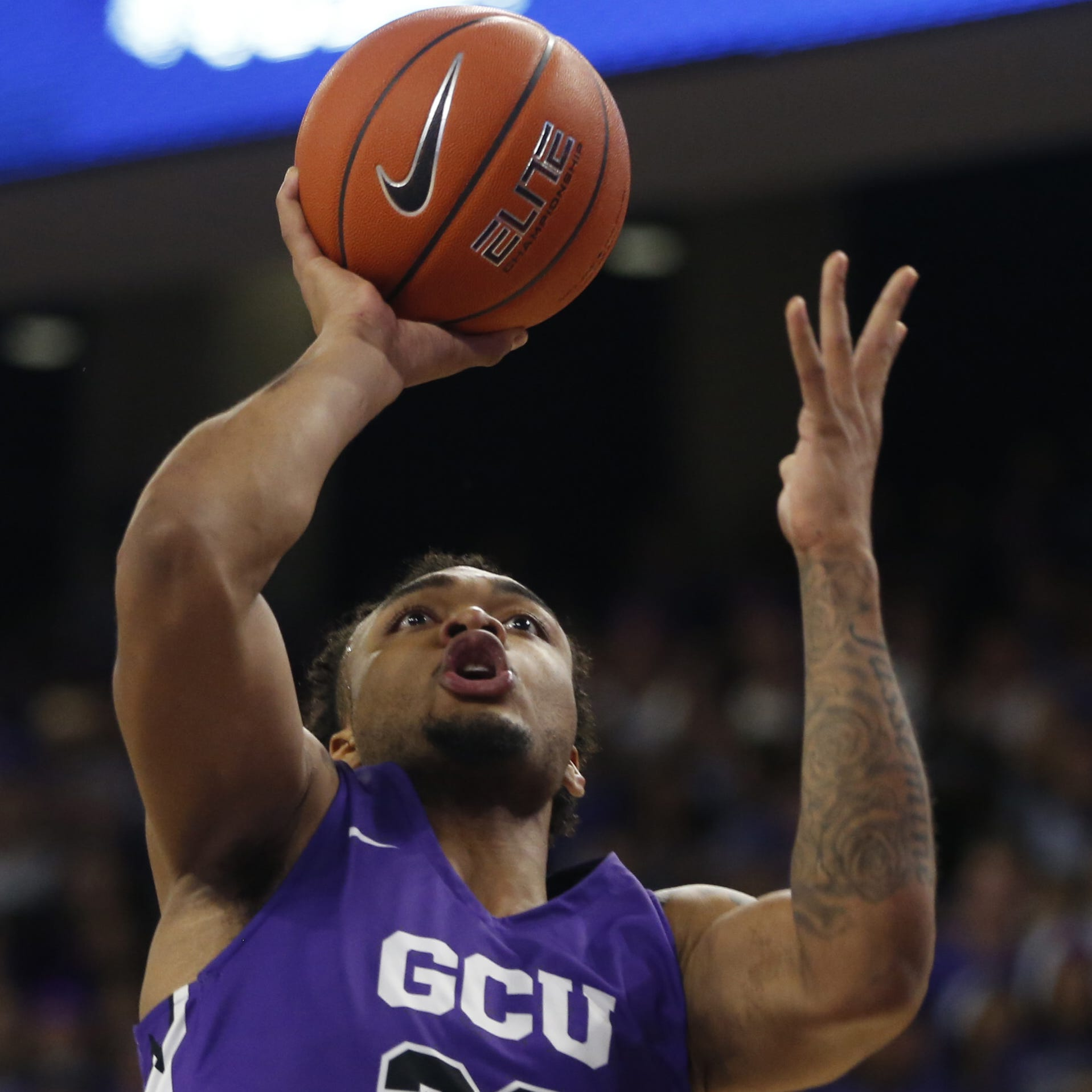 GCU one win away from NCAA tournament bid