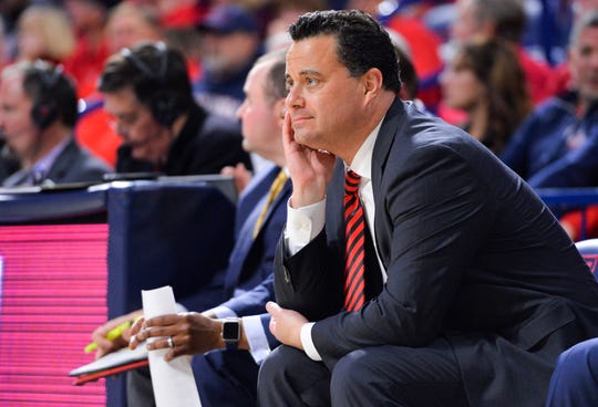 Arizona Wildcats basketball coach Sean Miller's contract is set to run out in the 2020-21 season.