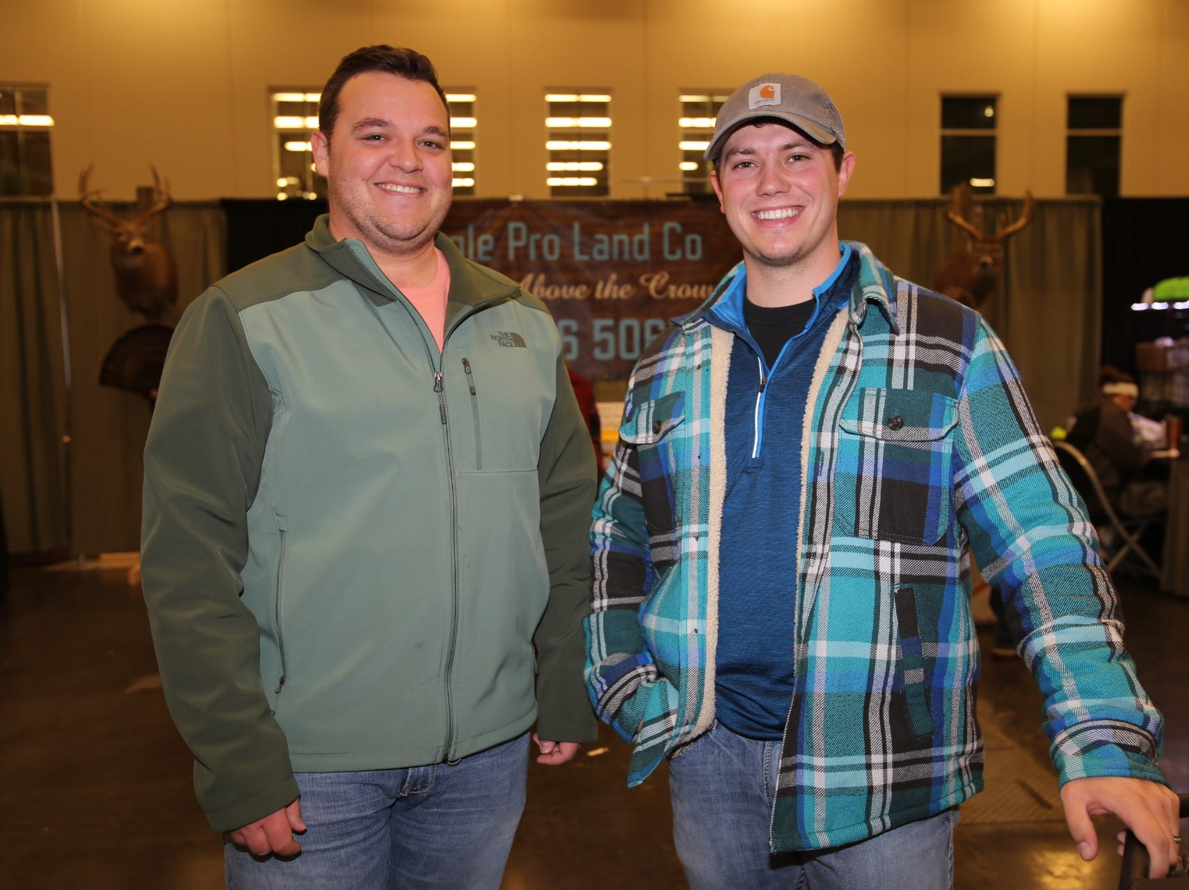 Blake Boyd and Gus Ramseur