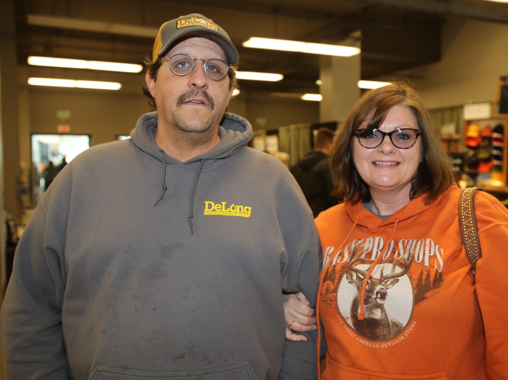 David and Tina Rose