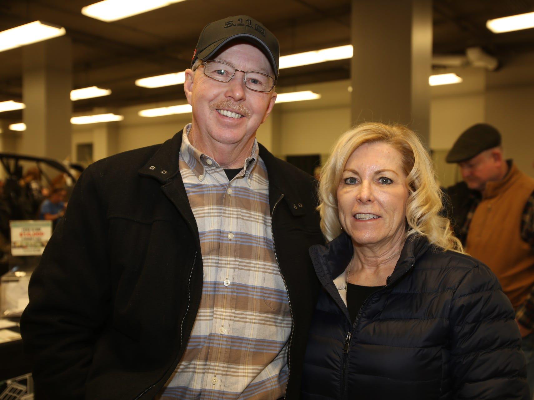 Rick and Regina Hagar
