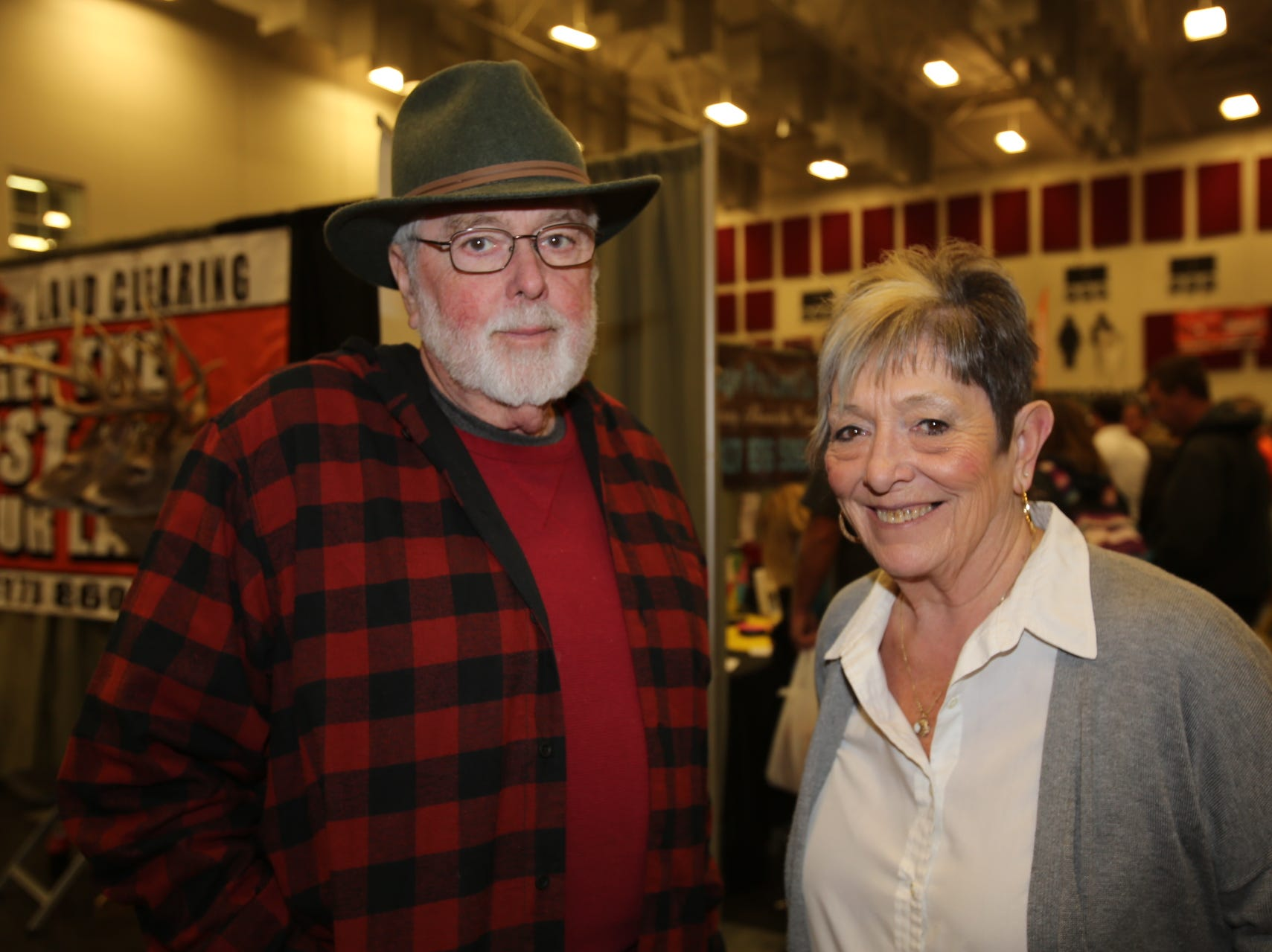 Tom and Geraine Hutchinson