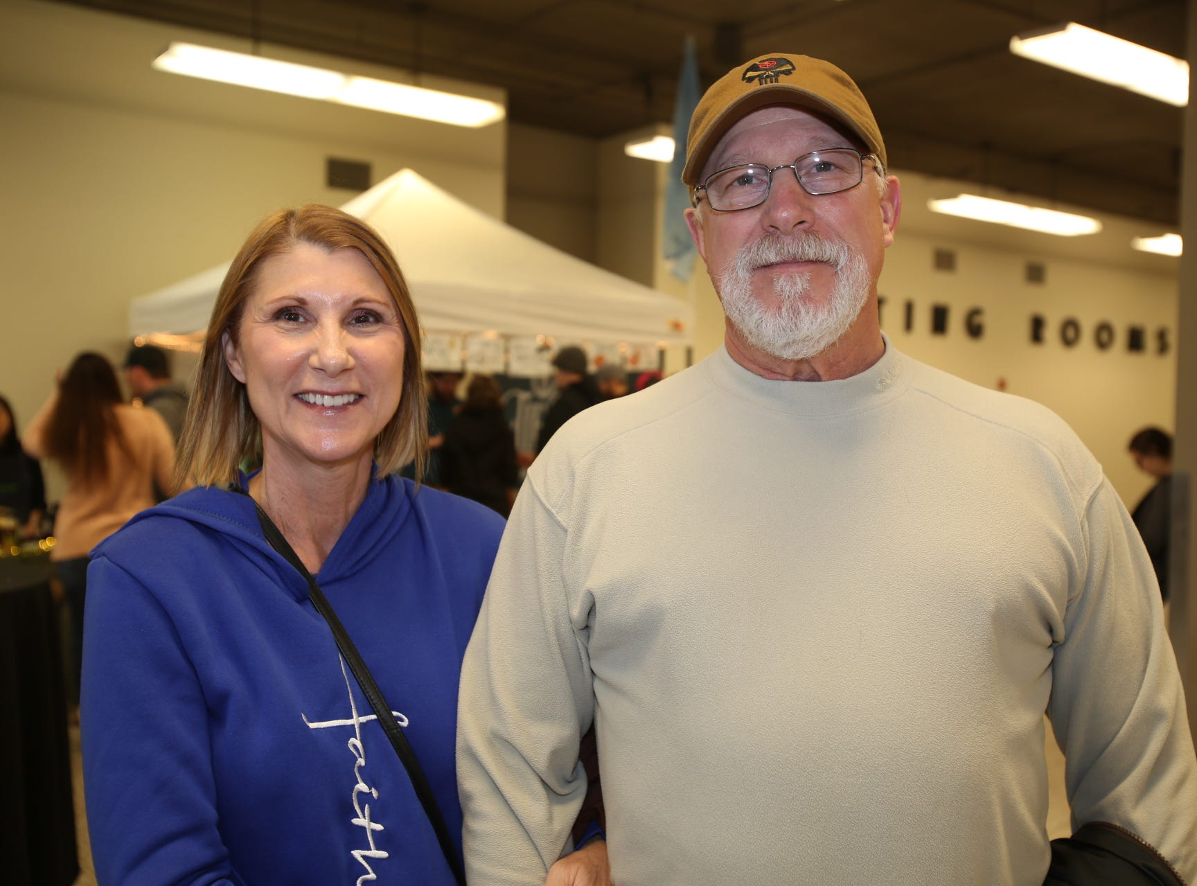 Cathy and Randy Pearman