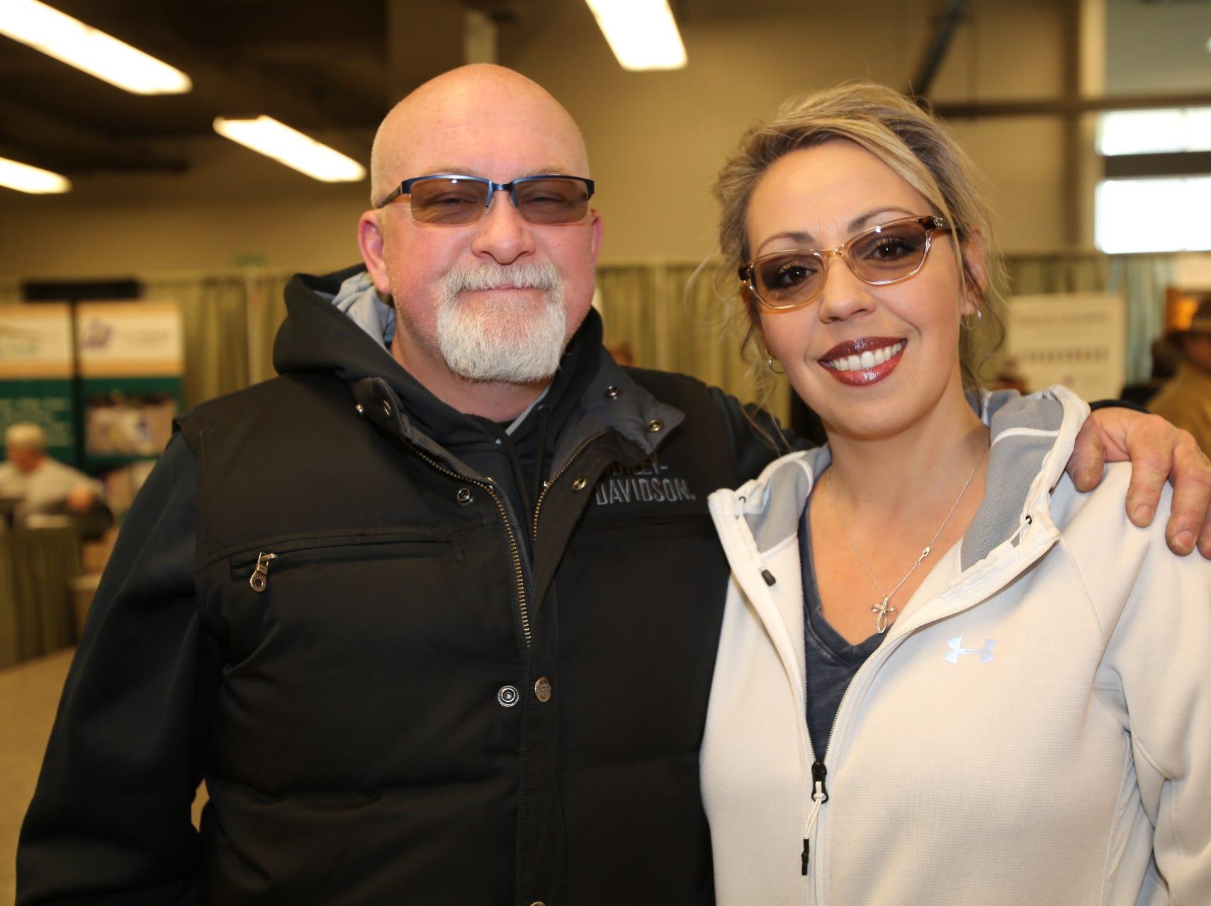 Danny and Cheryl Jennings