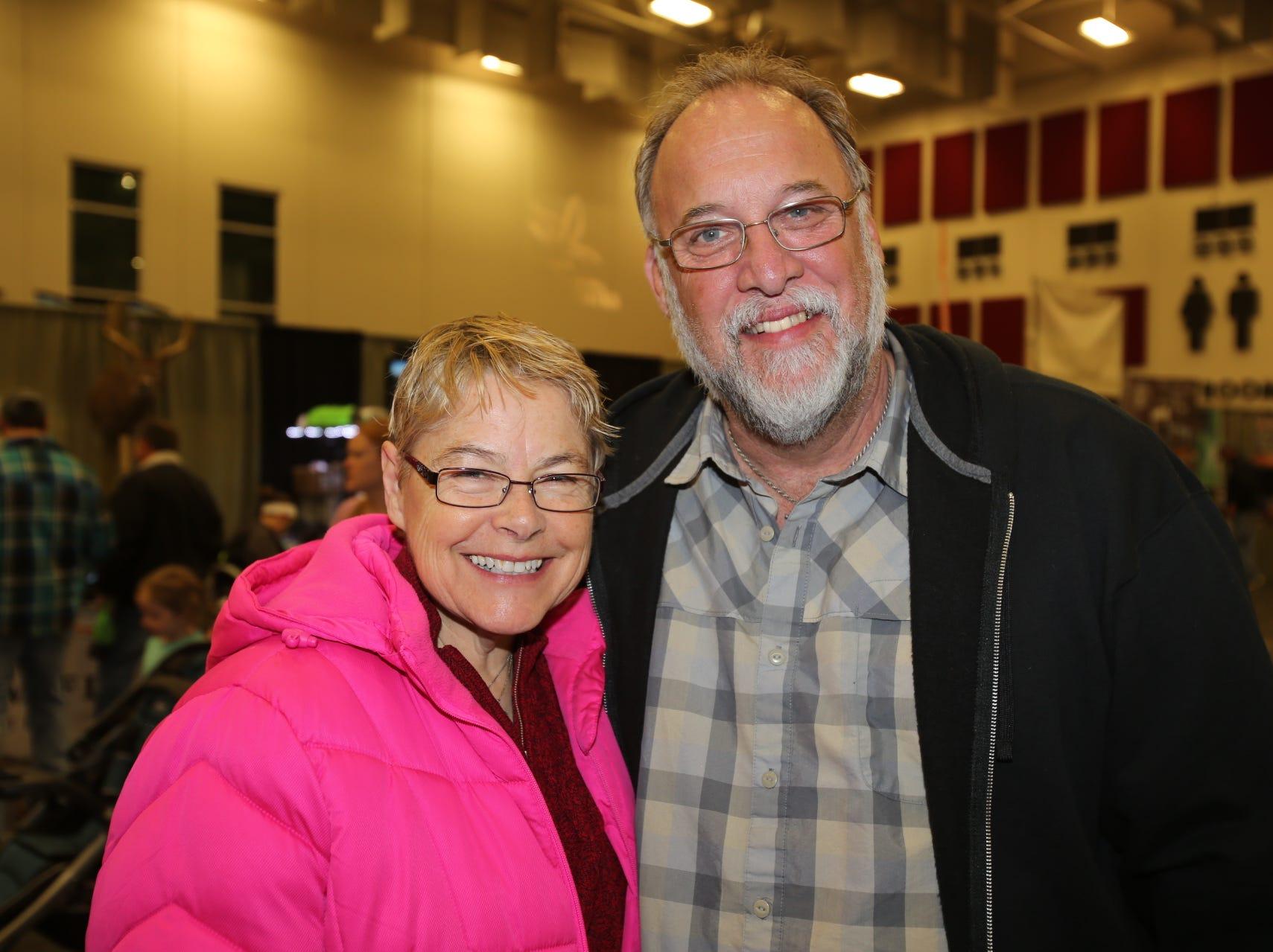 Linda and Kevin Buol