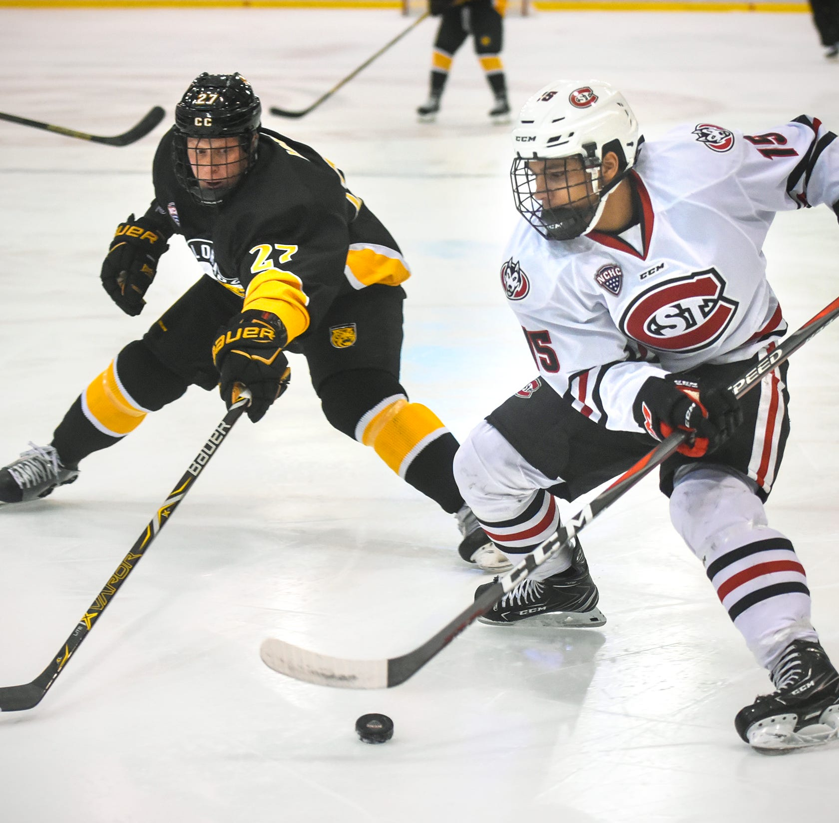St. Cloud Huskies to face Colorado College at Frozen Faceoff