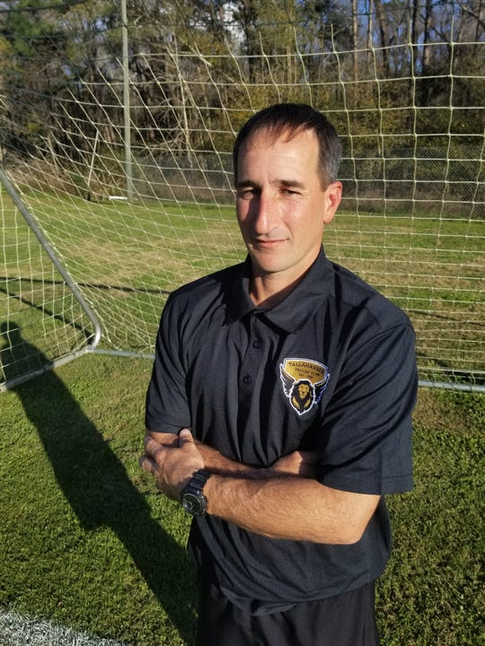 Josh Bruno, the boys soccer coach at Lincoln High, has been named the first coach for Tallahassee Soccer Club's semi-pro team.