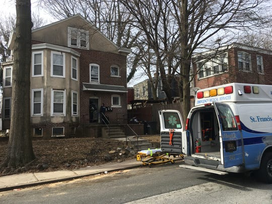 A man is in critical but stable condition after a stabbing in the 100 block of West 20th Street, Wilmington Police said.