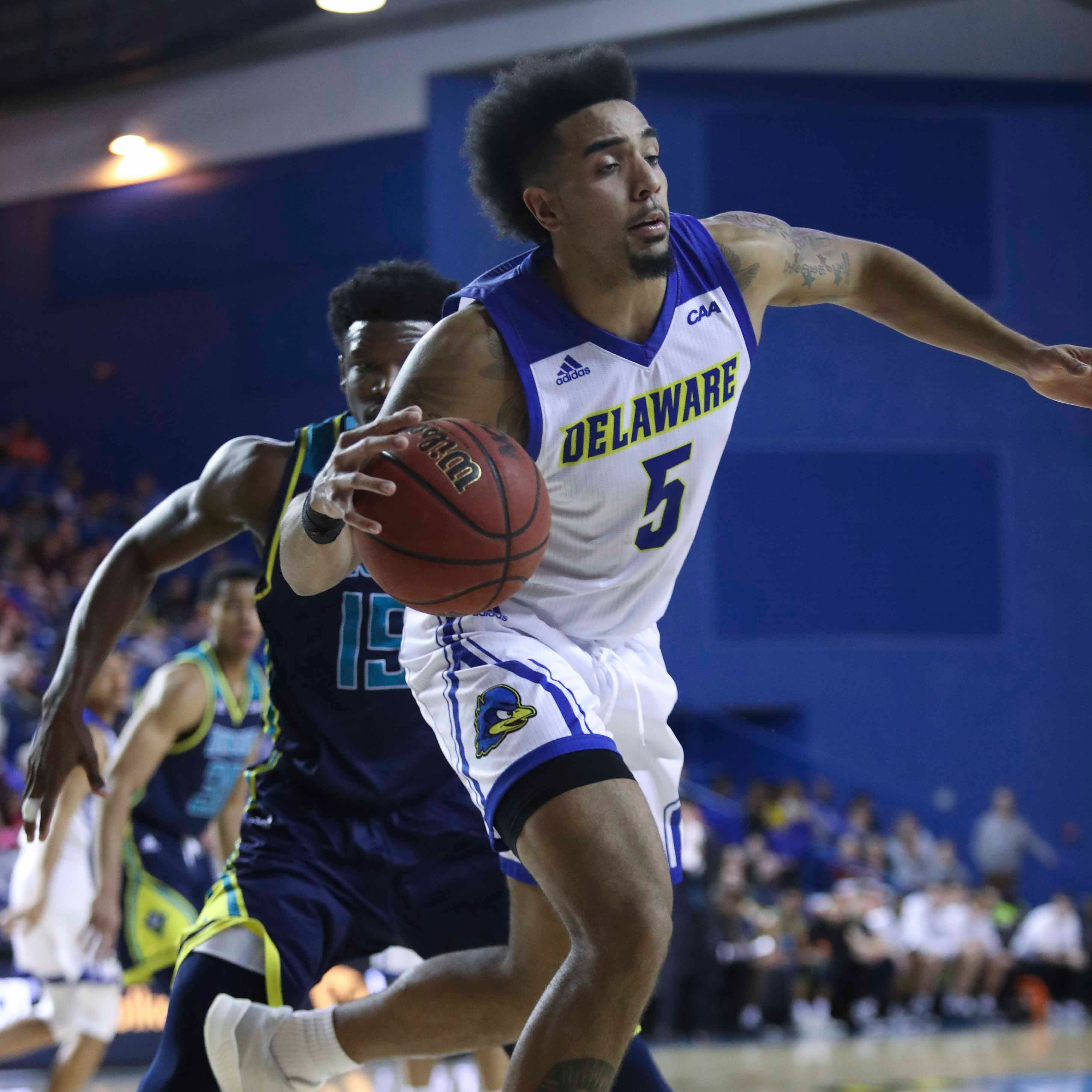 Delaware nearly turns the tables on Hofstra in CAA thriller