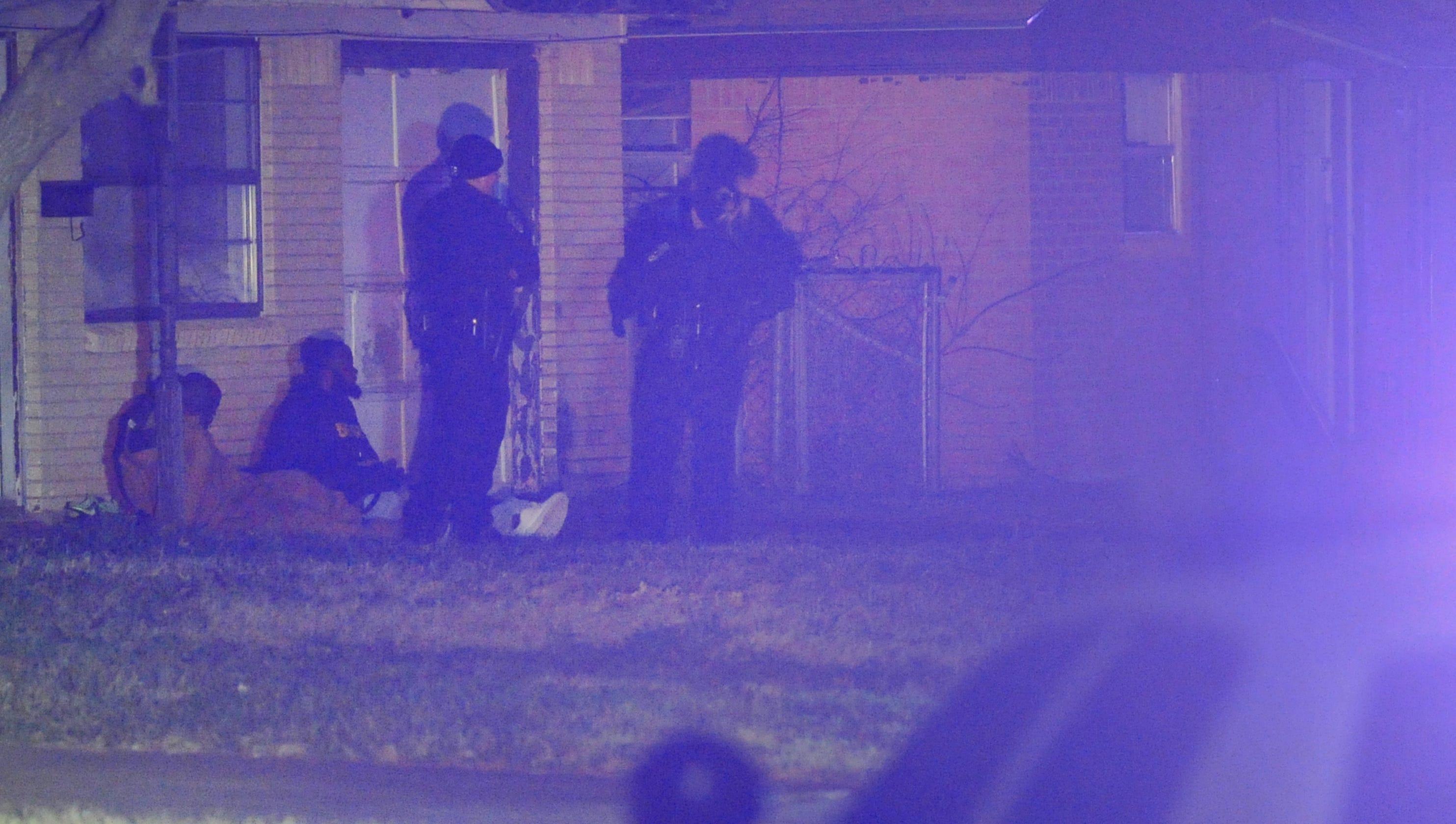 Wichita Falls PD: Man with warrant arrested following shots
