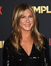 Jennifer Aniston celebrated her 50th birthday with a star-studded party in Los Angeles