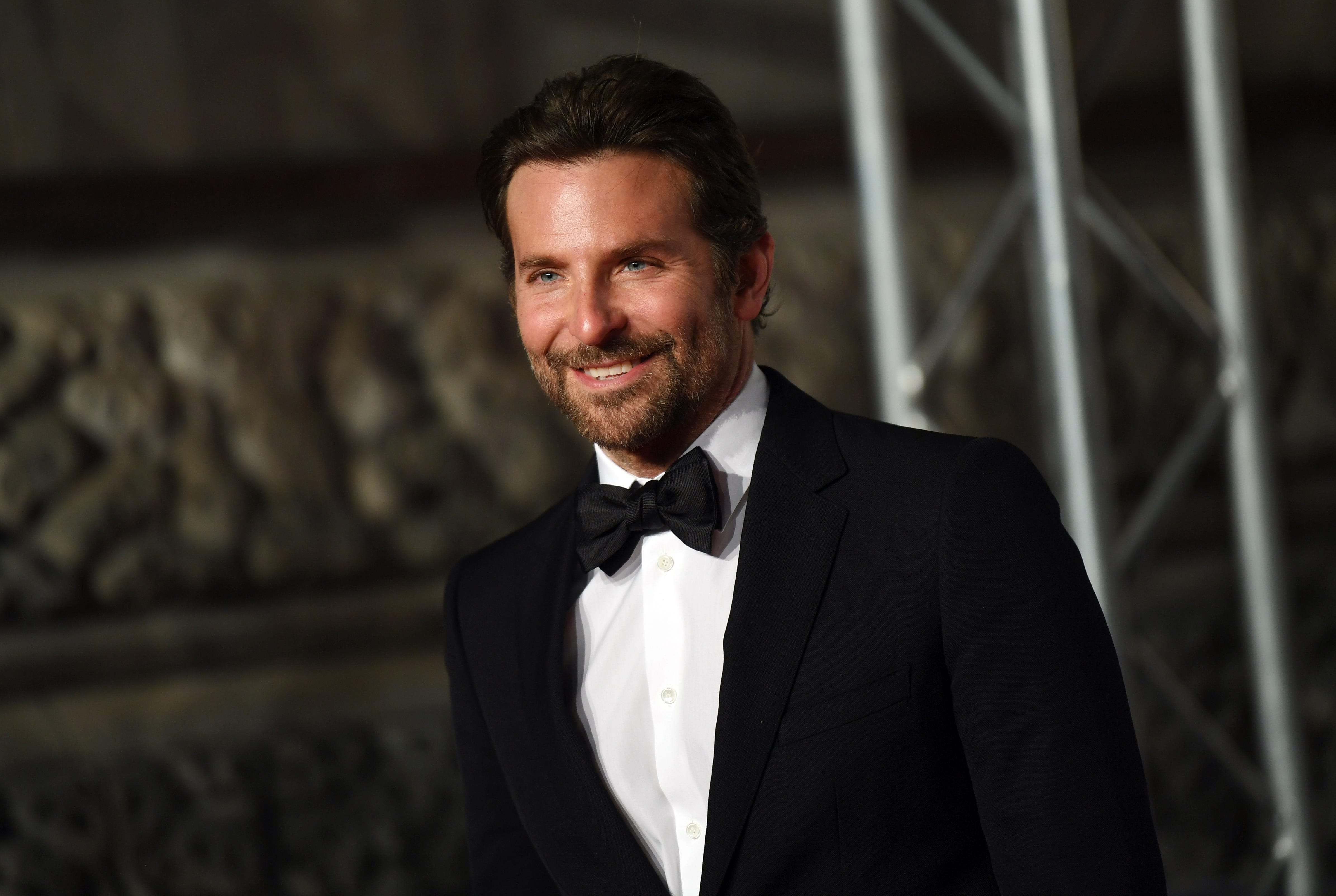Bradley Cooper accepted the BAFTA award for best original music