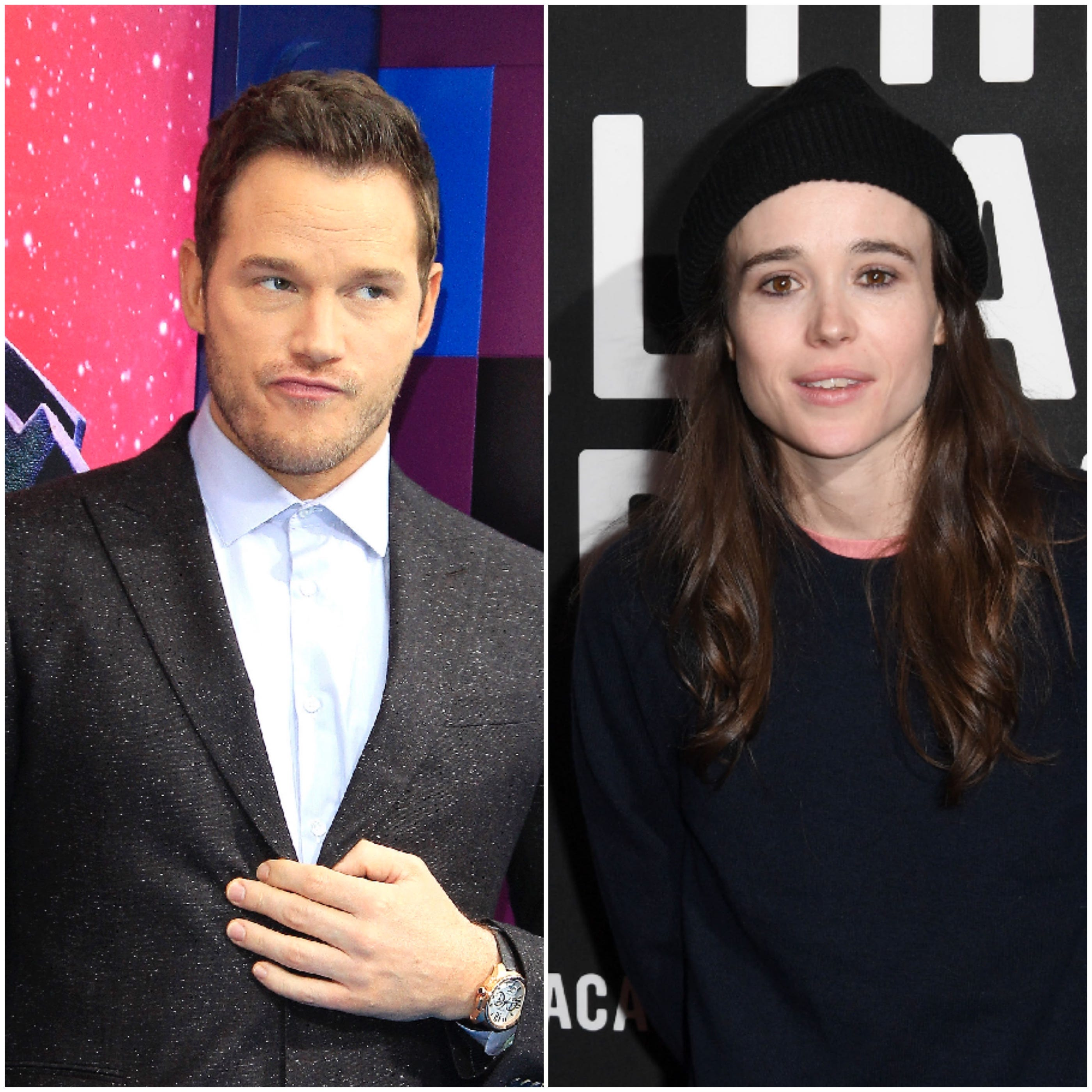 Chris Pratt defends church after Ellen Page calls it 'infamously anti-LGBTQ'