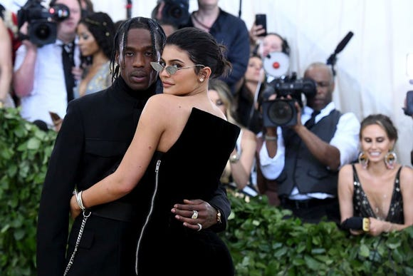 Travis Scott and Kylie Jenner threw a birthday party for daughter Stormi Webster's first birthday and it was magical.