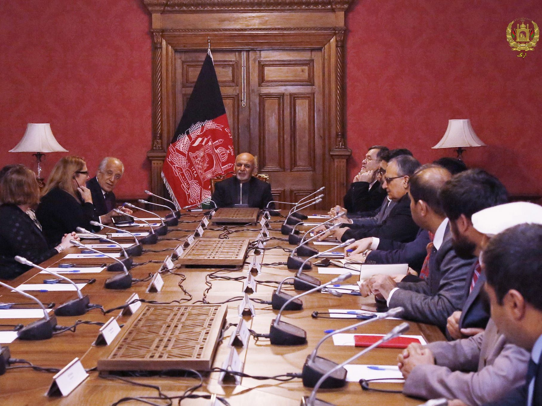 Afghanistan talks sound a lot like 'peace with honor' ending to the Vietnam War