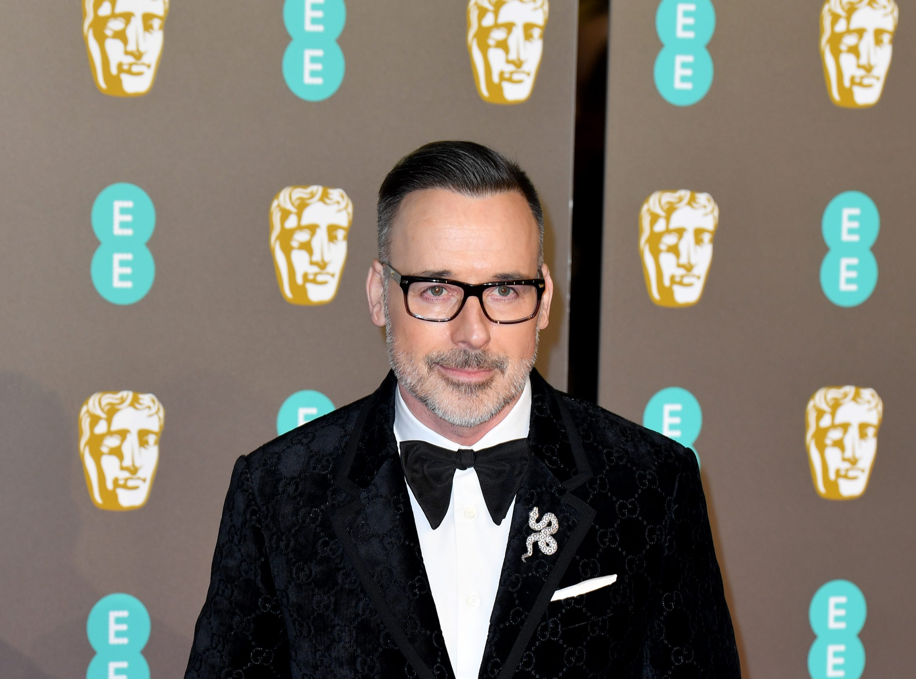 LONDON, ENGLAND - FEBRUARY 10:  David Furnish attends the EE British Academy Film Awards at Royal Albert Hall on February 10, 2019 in London, England. (Photo by Pascal Le Segretain/Getty Images) ORG XMIT: 775293544 ORIG FILE ID: 1128725591