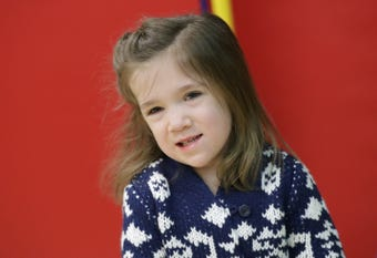 Avi Brennan has an undiagnosed for of skeletal dysplasia - a type of dwarfism. She doesn't have a known match anywhere in the world.