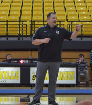 Hayesville has hired Chad McClure as its head football coach
