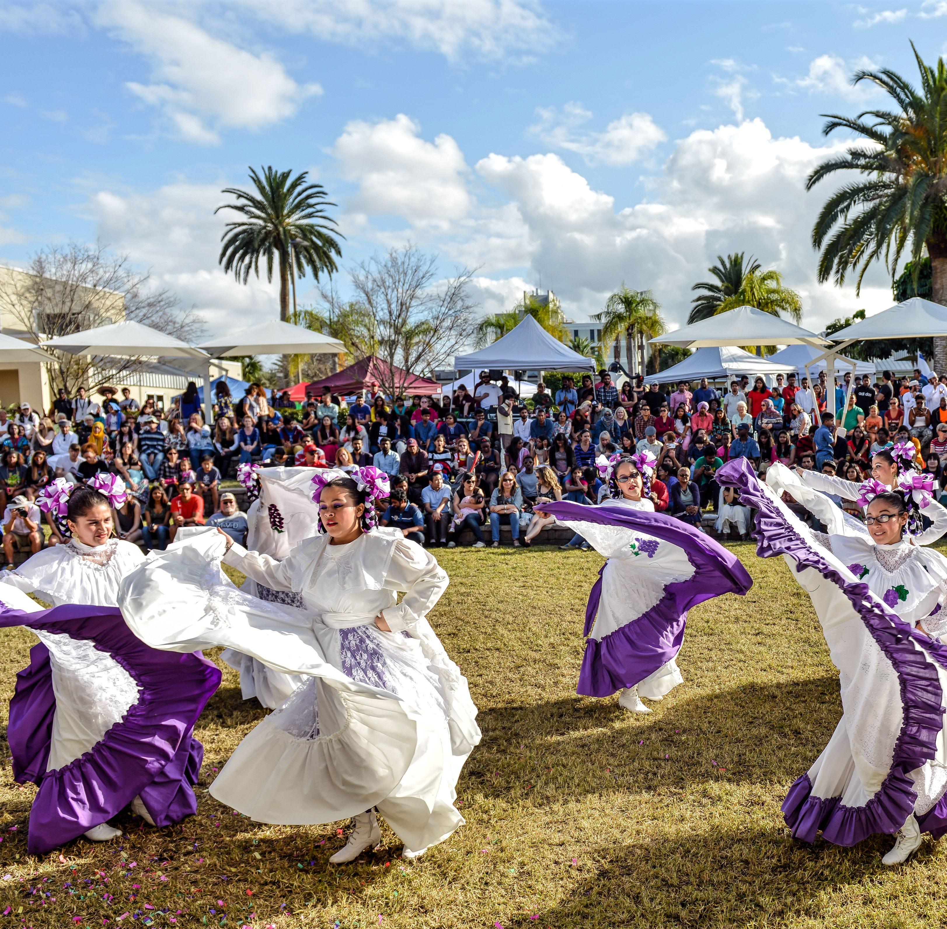 Take a trip around the world at Florida Tech's International Festival