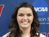 Schreiner Univeristy sophomore Courtney Bigley (Orange Grove): Has started 7 games this season with a batting average of .467 and 4 RBI.