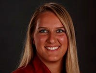Alabama University senior Haley Teel (Gregory-Portland): Finished first, second, fourth and eighth, in shot put this season and was the first Alabama women's shot putter to surpass 55 feet indoors.